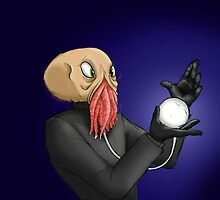 The Ood Glow: Finished by rickorange