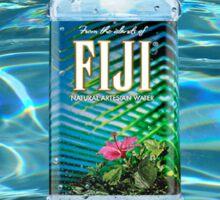 Fiji Water T-Shirt Sticker