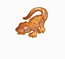 Crested Gecko - Partial Pinstripe Harley Unisex T-Shirt