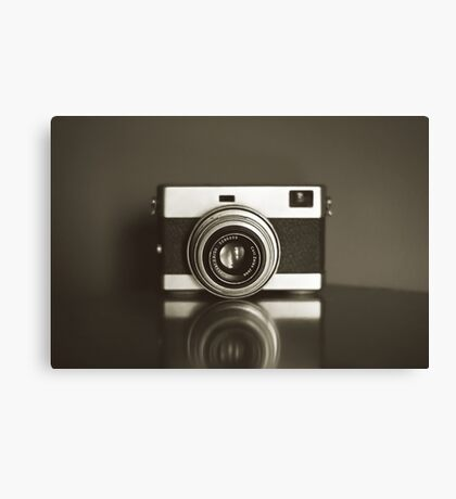 camera can steal your heart Canvas Print