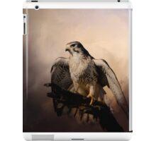 Prairie Falcon iPad Case/Skin