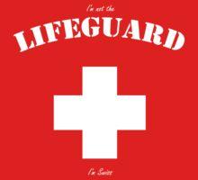 I'm not the Lifeguard Kids Clothes