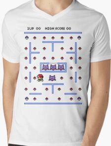 Paccy man Mens V-Neck T-Shirt