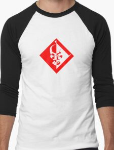 Desperado Logo - Metal Gear Rising  Men's Baseball ¾ T-Shirt