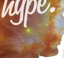 Doctor Who Cosmic Hype - Tenth Doctor Sticker