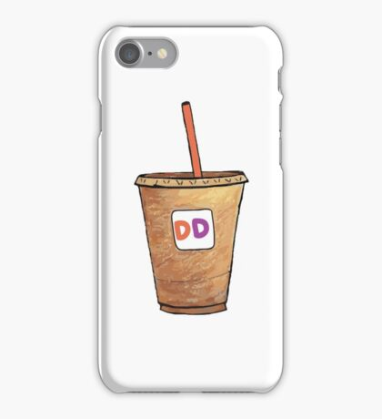 Iced Coffee  iPhone Case/Skin