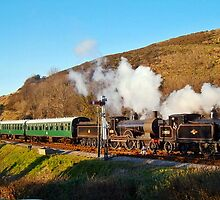 LSWR Double by Mike Streeter