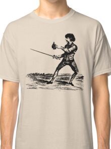Curriculum For Gentlemen Classic T-Shirt