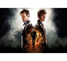Doctor Who Day Of The Doctor  Photographic Print