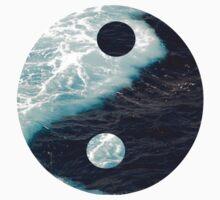 Yin Yang Ocean by trinitymilano