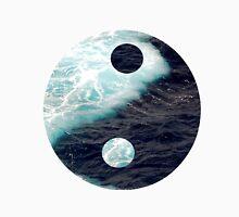 Yin Yang Ocean Unisex T-Shirt