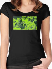"""The Big Lebowski 2"" Women's Fitted Scoop T-Shirt"