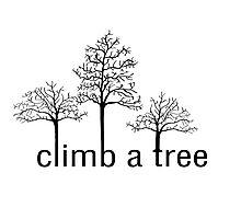 Climb a tree design Photographic Print