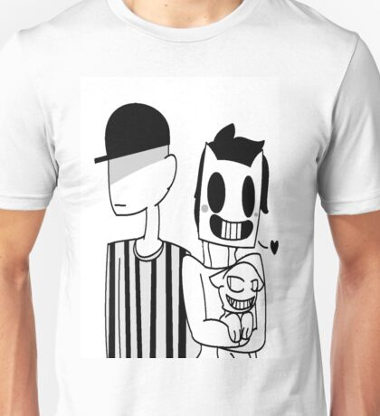 The Batter, Zacharie, and The Judge Unisex T-Shirt
