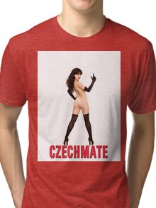 CzechMate Tri-blend T-Shirt