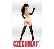 CzechMate Poster