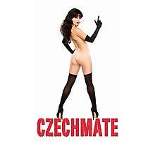 CzechMate Photographic Print