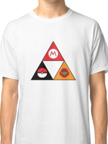 Nintendo-force Classic T-Shirt