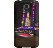 Radio City Music Hall New York City Samsung Galaxy Case/Skin