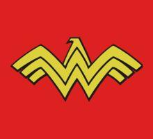 Wonder Woman Kids Clothes