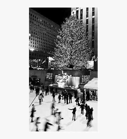 Christmas Eve on Ice Photographic Print