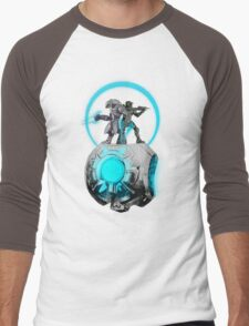 Halo Team mates, Master Chief and Arbiter Men's Baseball ¾ T-Shirt