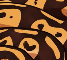 Dorothy - Pastel Ball Python Sticker