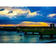 Surfers Beach Photographic Print