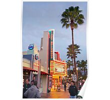 Planet Hollywood Poster