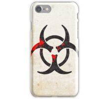 Biohazard iPhone Case/Skin