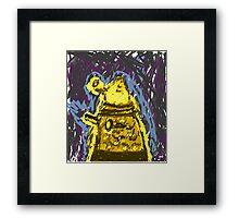 Rise of the Daleks Framed Print