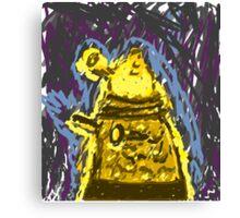 Rise of the Daleks Canvas Print