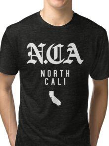 Northern California - North Cali Represent Tri-blend T-Shirt