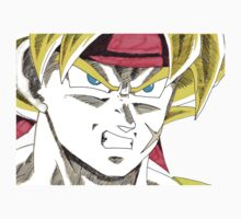 Bardock Will Eat You! Kids Clothes