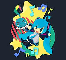 VOCALOID - Hatsune Miku by dcinfected