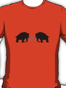 2 Mammoths T-Shirt