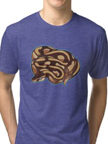 Lesser Ball Python Tri-blend T-Shirt