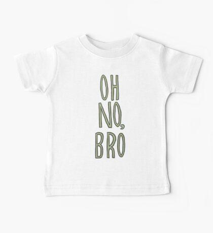 Regular Show / Oh no, Bro Tee Baby Tee