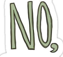 Regular Show / Oh no, Bro Tee Sticker