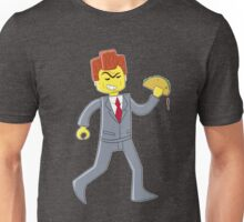 + monobrow man + Unisex T-Shirt