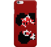 8-bit Demolition Lovers iPhone Case/Skin