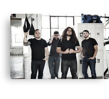 Coheed Poster Canvas Print
