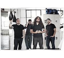 Coheed Poster Poster