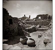 { Pompeii } Photographic Print