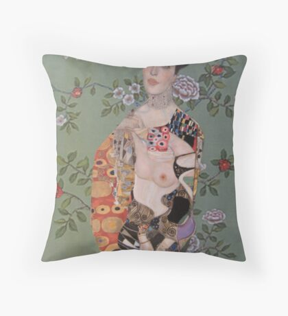 Judith Throw Pillow