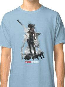Tomb Raider - Survivor is Born Classic T-Shirt