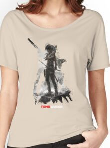 Tomb Raider - Survivor is Born Women's Relaxed Fit T-Shirt