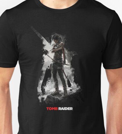 Tomb Raider - Survivor is Born Unisex T-Shirt