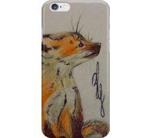 Master Fox iPhone Case/Skin