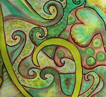 Earthy Swirls by vivaciousdesign